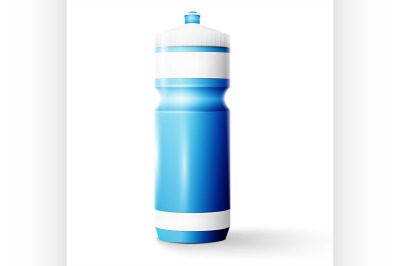 Download Clear Drink Bottle With Sport Cap Mockup Yellowimages
