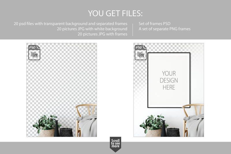 Download Photo Frame Mockup Psd Free Yellowimages
