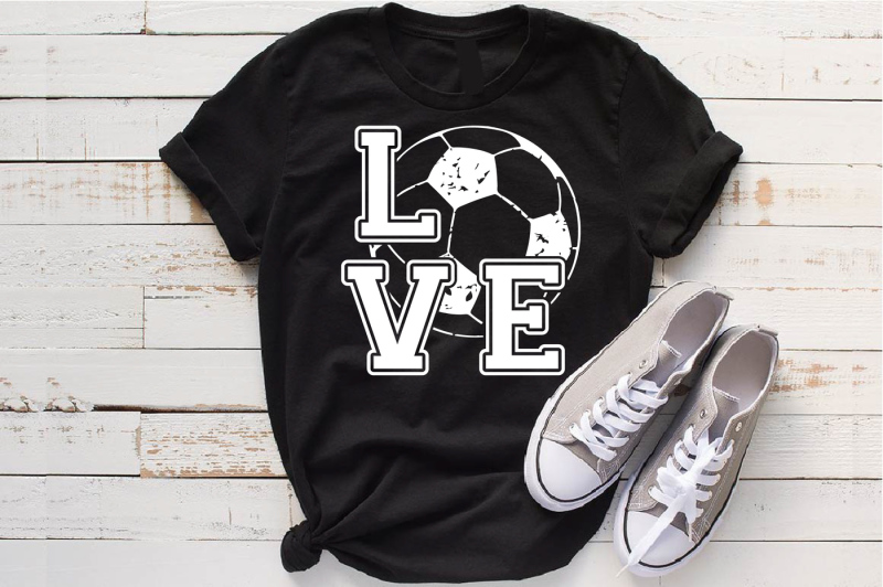 Download Love Soccer Tackle Svg Soccerball Play valentine's day ...