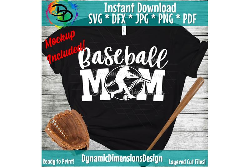 Download Baseball mom, baseball svg, Love baseball svg, baseball ...