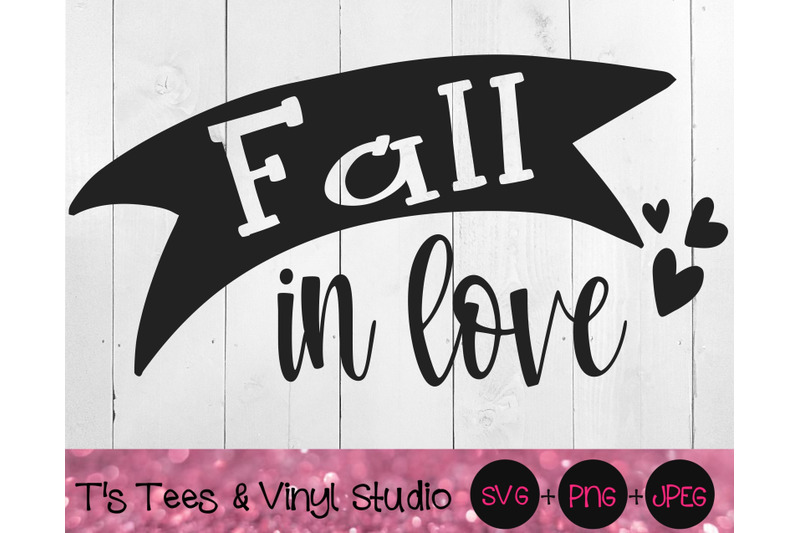 Download Fall In Love Svg, Lovers Svg, Autumn Svg, Season Svg ...