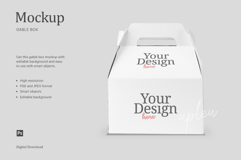 Download 3d Box Mockup Psd Free Yellowimages