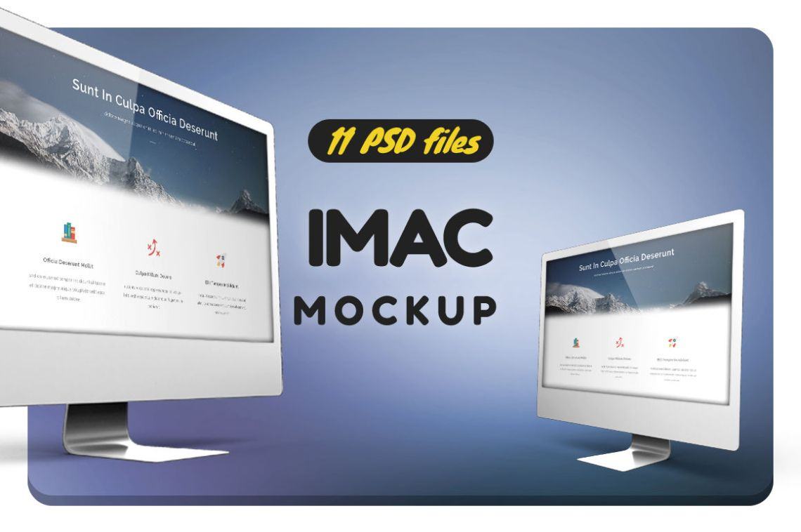Download Psd Screen Imac Pro Mockup Yellowimages