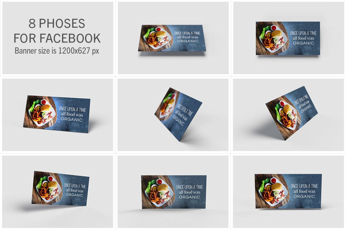 Download Facebook Mockup Free Psd Yellowimages