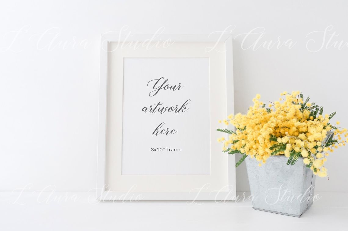 Download Picture Mockup Psd Yellow Images