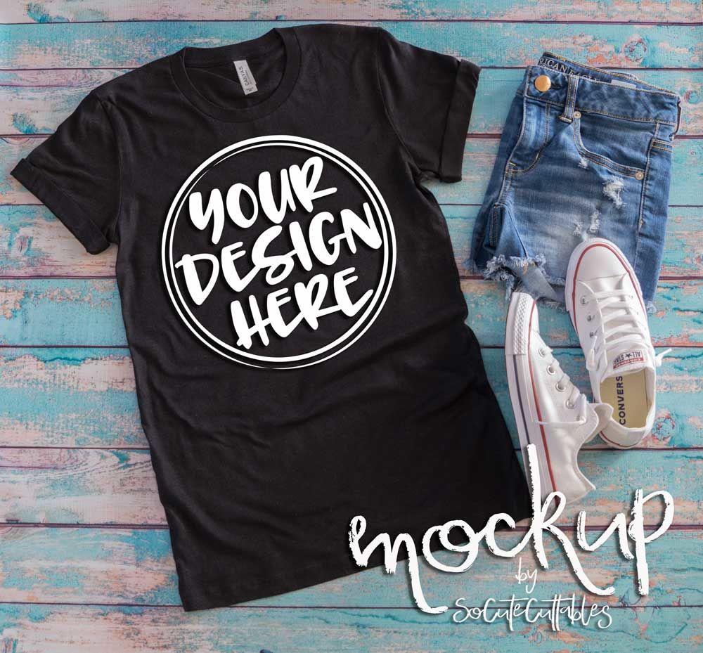 Download Free Mockup T Shirt Woman Yellowimages