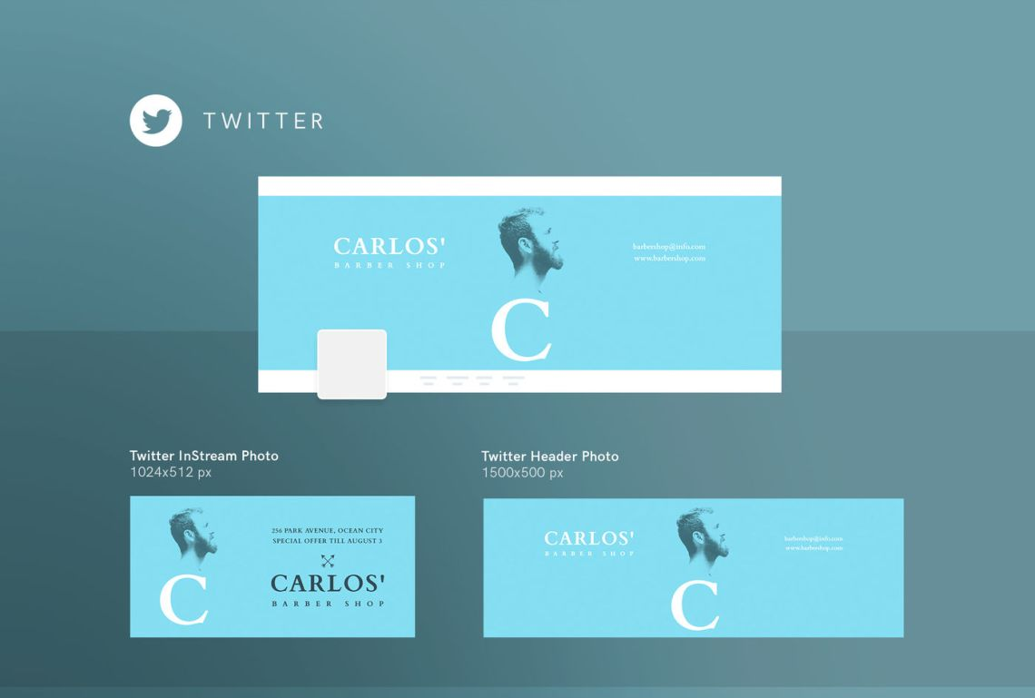 Download Twitter Psd Mockup Yellowimages