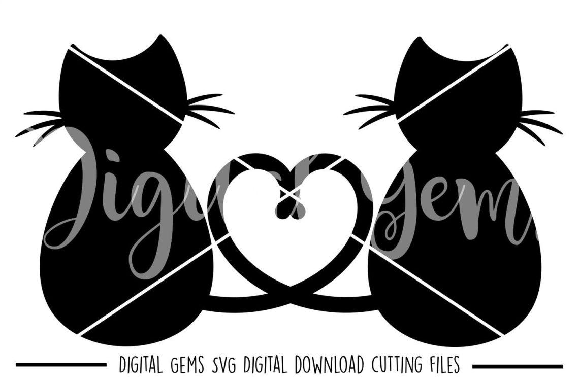 Download Cat lover SVG / DXF / EPS / PNG files By Digital Gems ...