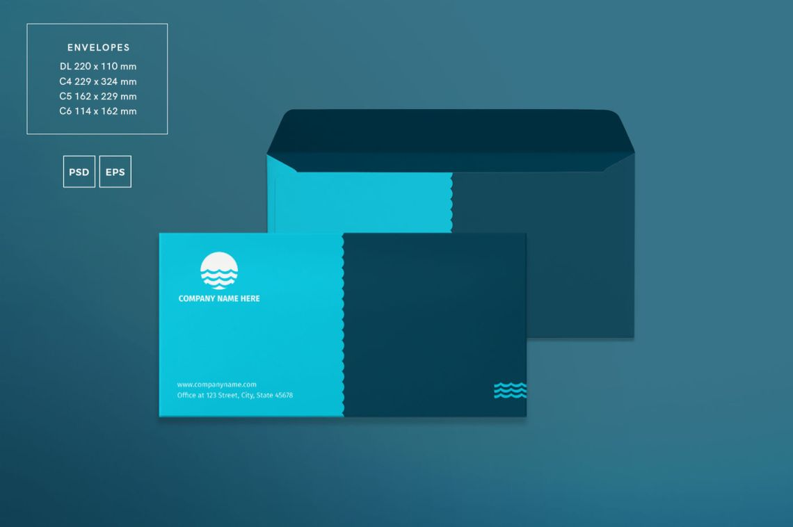 Download A5 Foil Mockup Psd Yellowimages