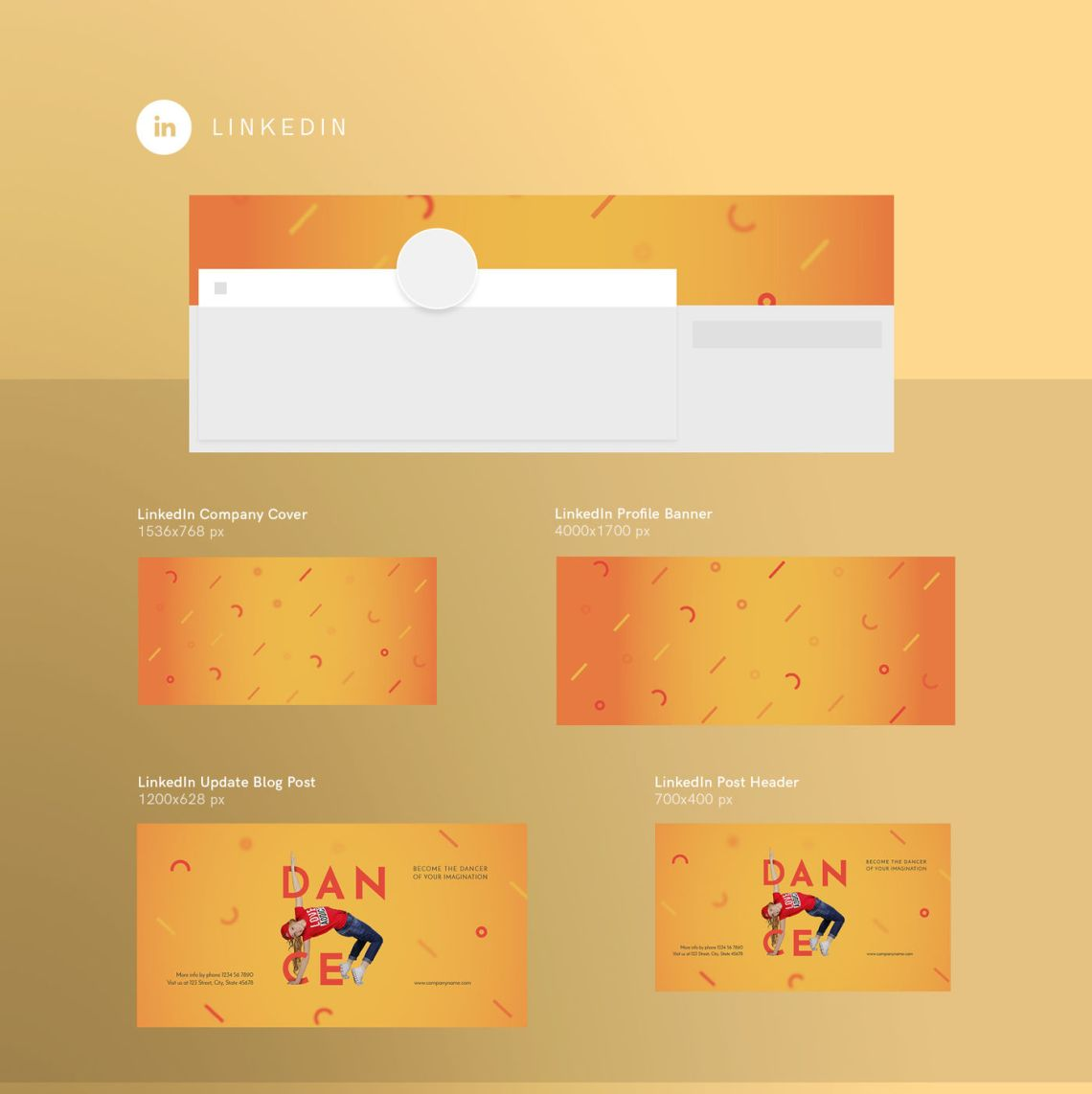 Download Brand Identity Mockup Template Psd Yellowimages