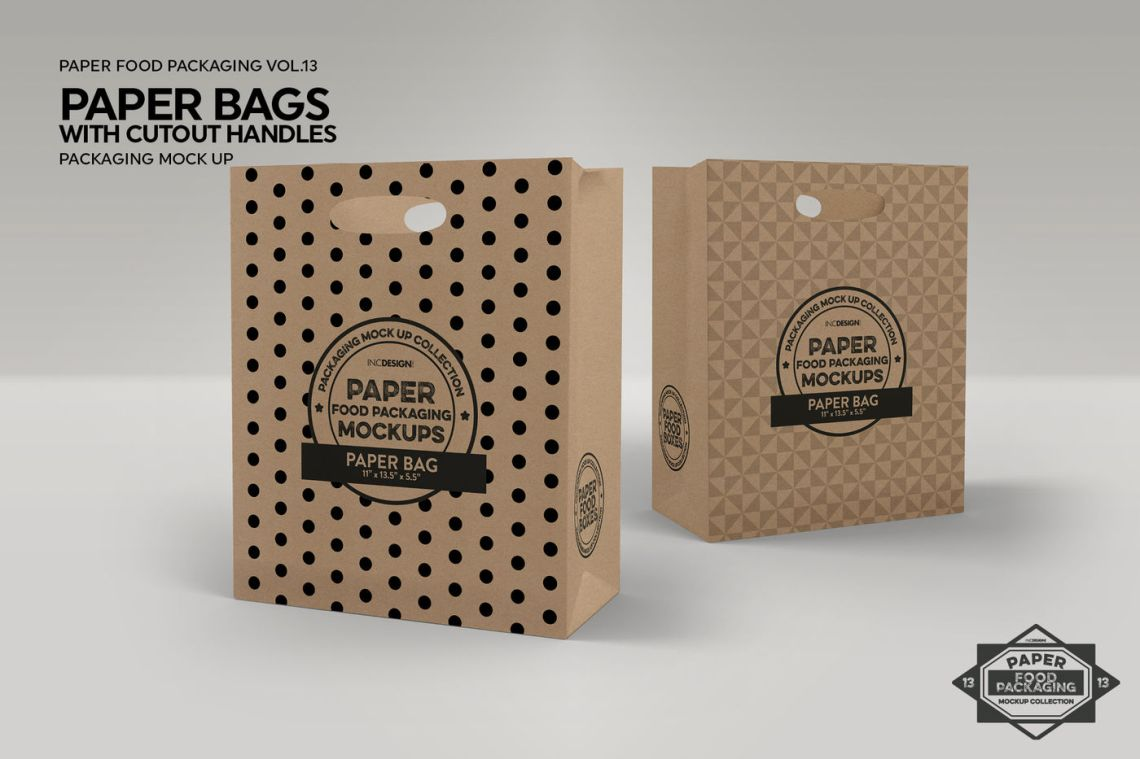 Download Glossy Carrier Bag Mockup Yellowimages