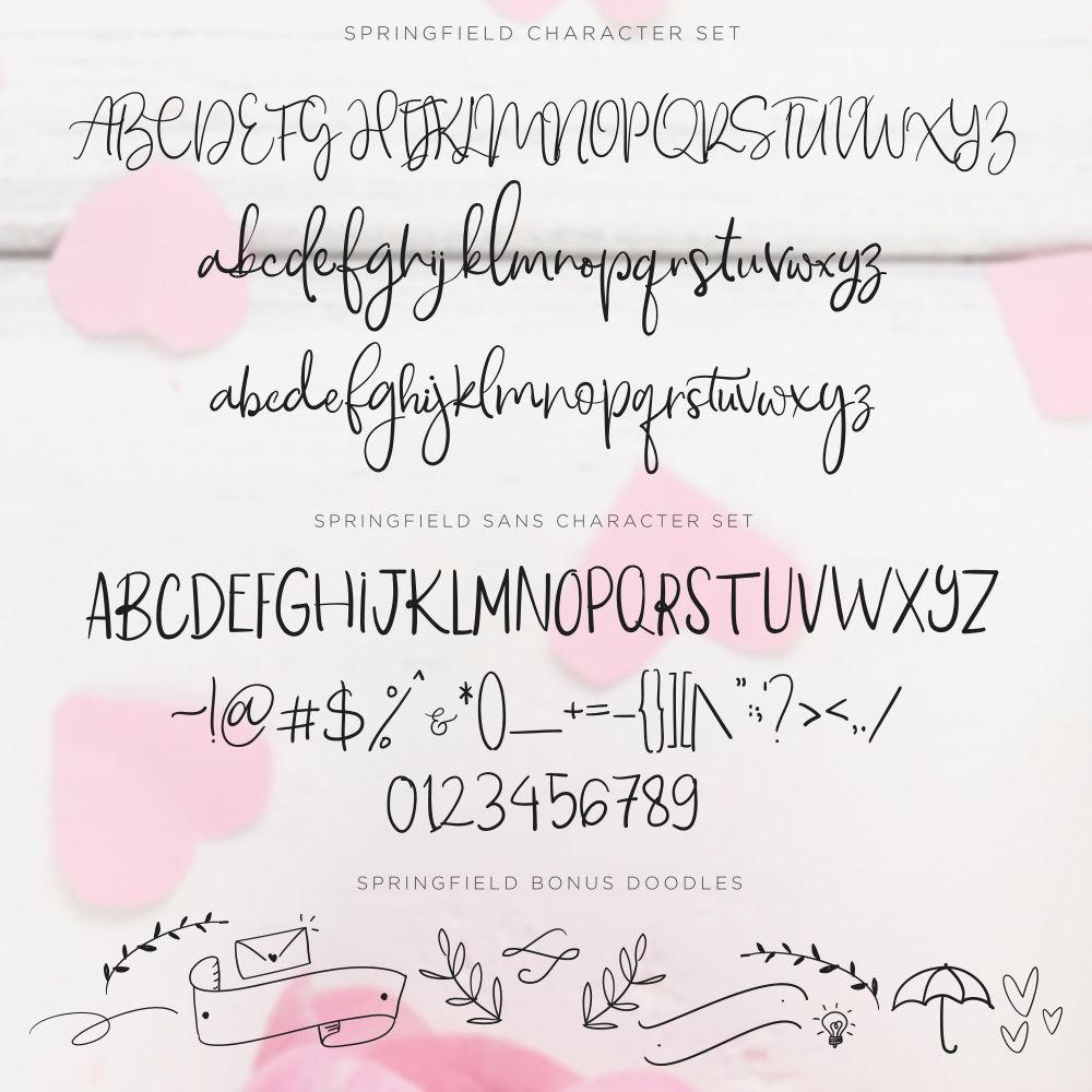 Download Wonderful Font Bundle By Chocotype | TheHungryJPEG.com