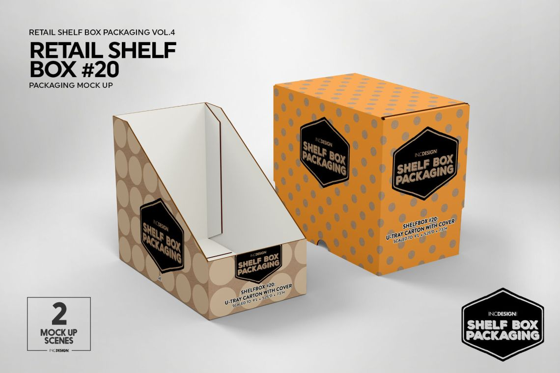 Download Retail Mockup Psd Yellow Images