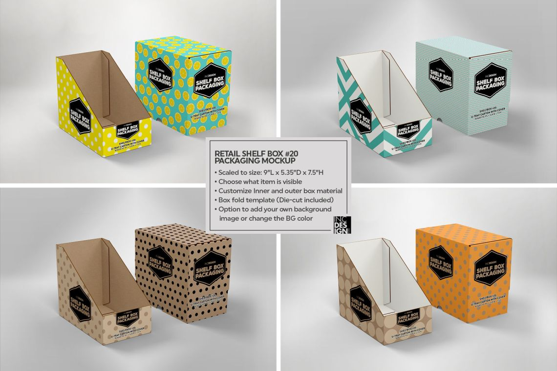 Download Glossy Giftbox Mockup Yellowimages