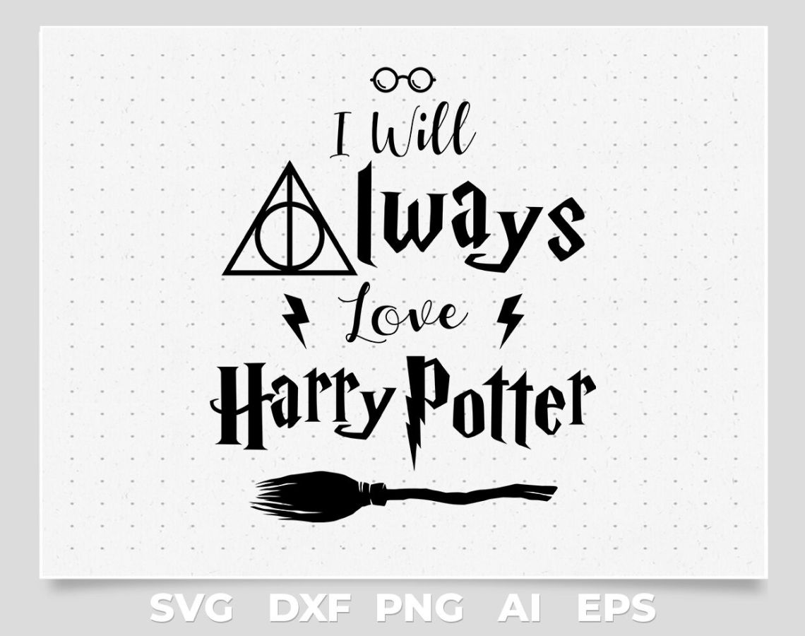 Download i will always love harry potter quotes svg,png,vector By ...