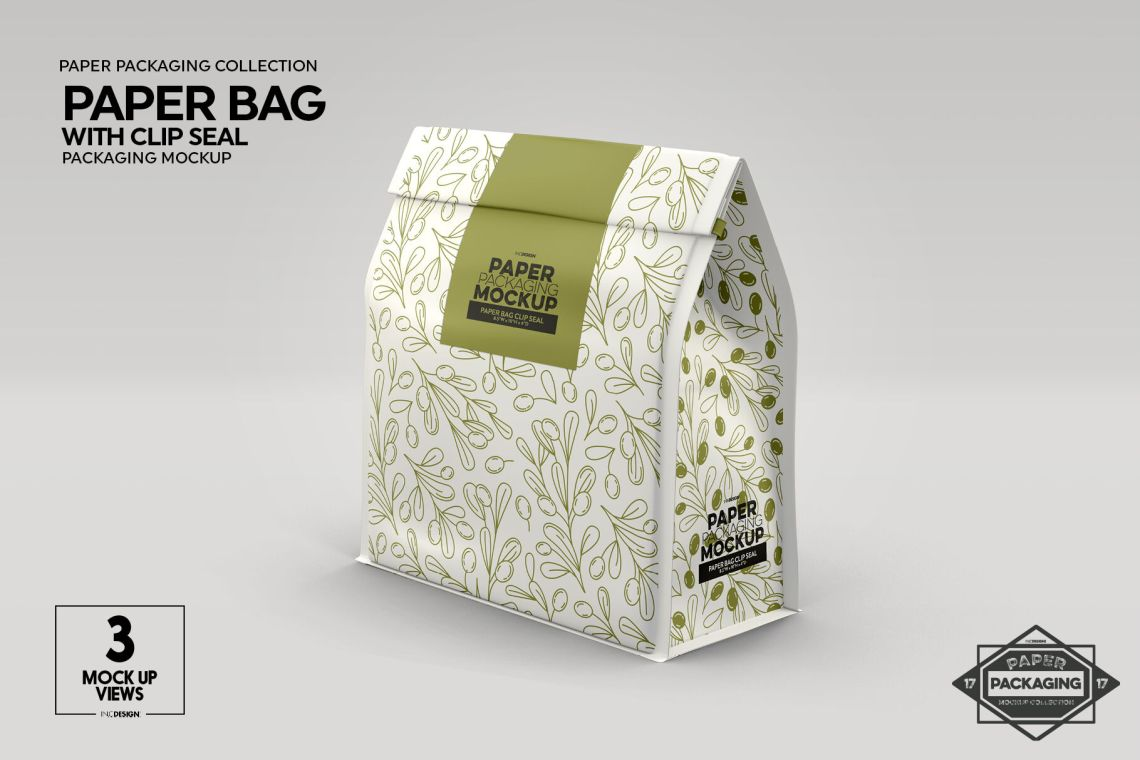 Download Two Metallic Mailing Bags Mockup Front View Yellowimages