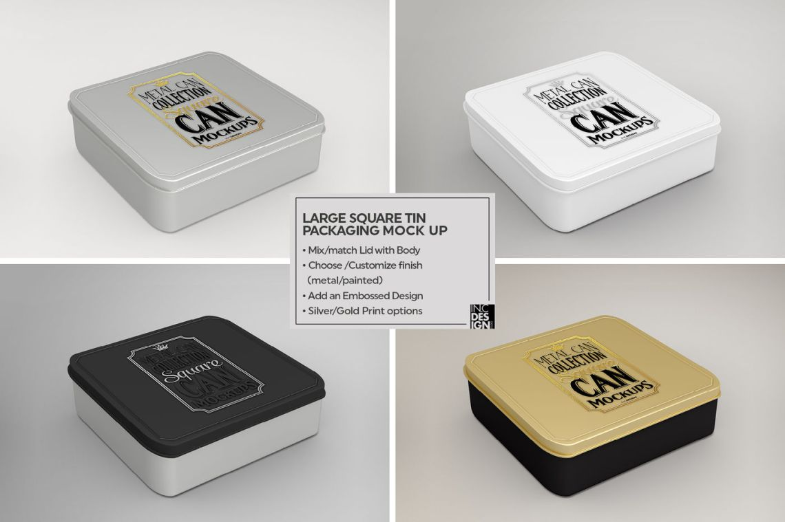 Download Closed Box Lashes Mockup Yellowimages