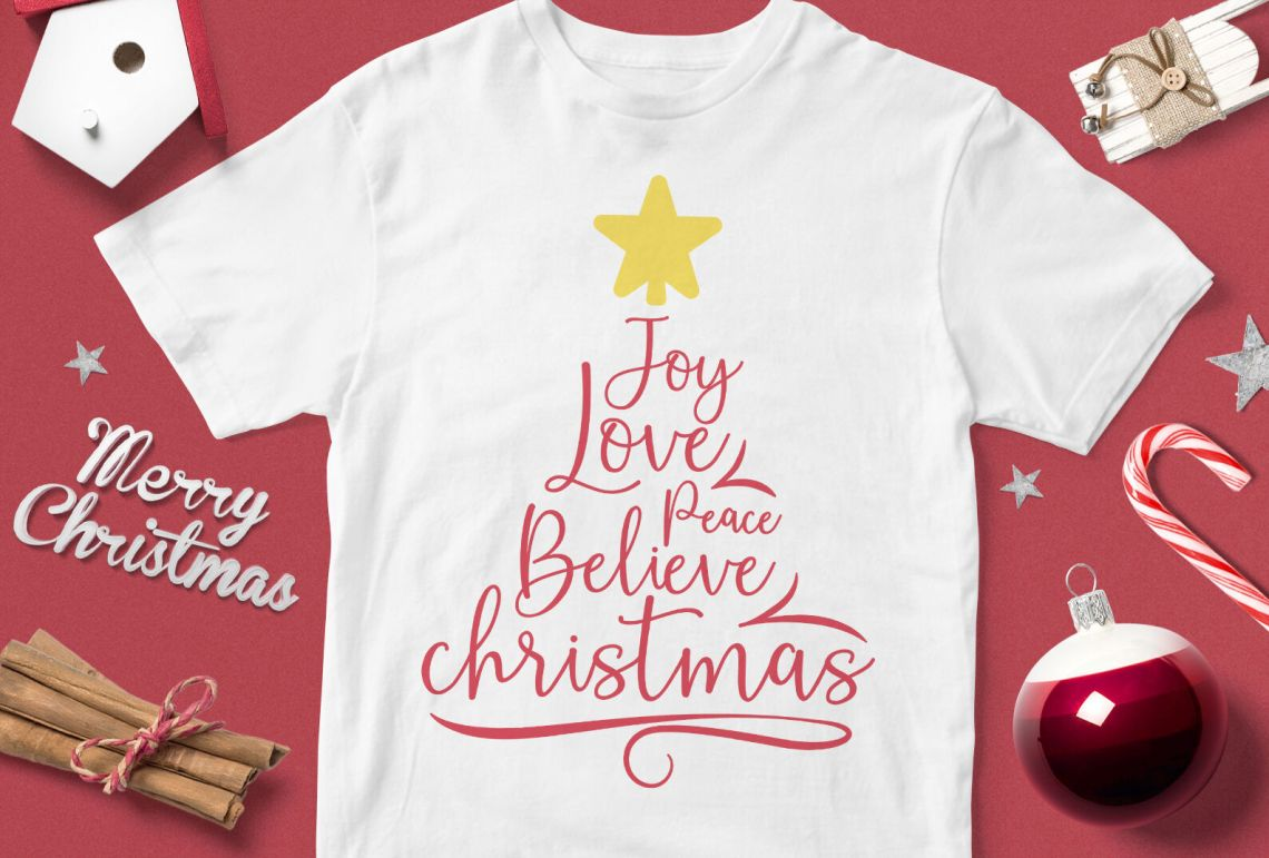Download Joy Love Peace Believe Christmas - funny christmas quotes ...