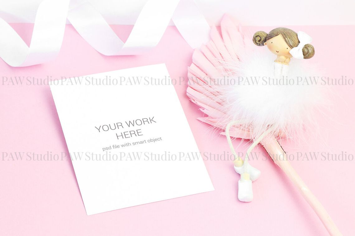 Download Holiday Card Mockup Free Psd Yellowimages