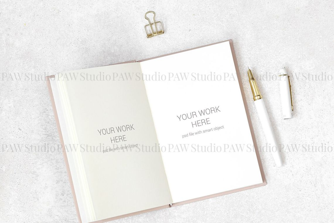 Download Stationery Mockup Free Psd Yellowimages