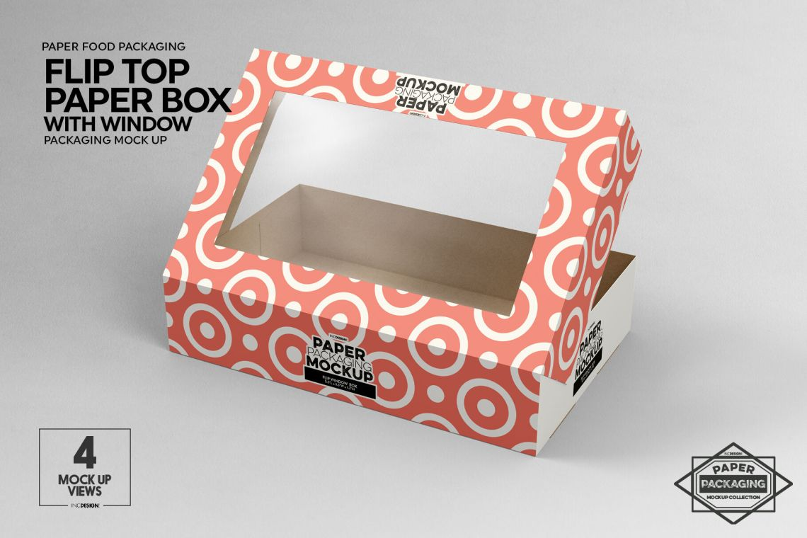 Download Rolling Paper Box Mockup Yellowimages