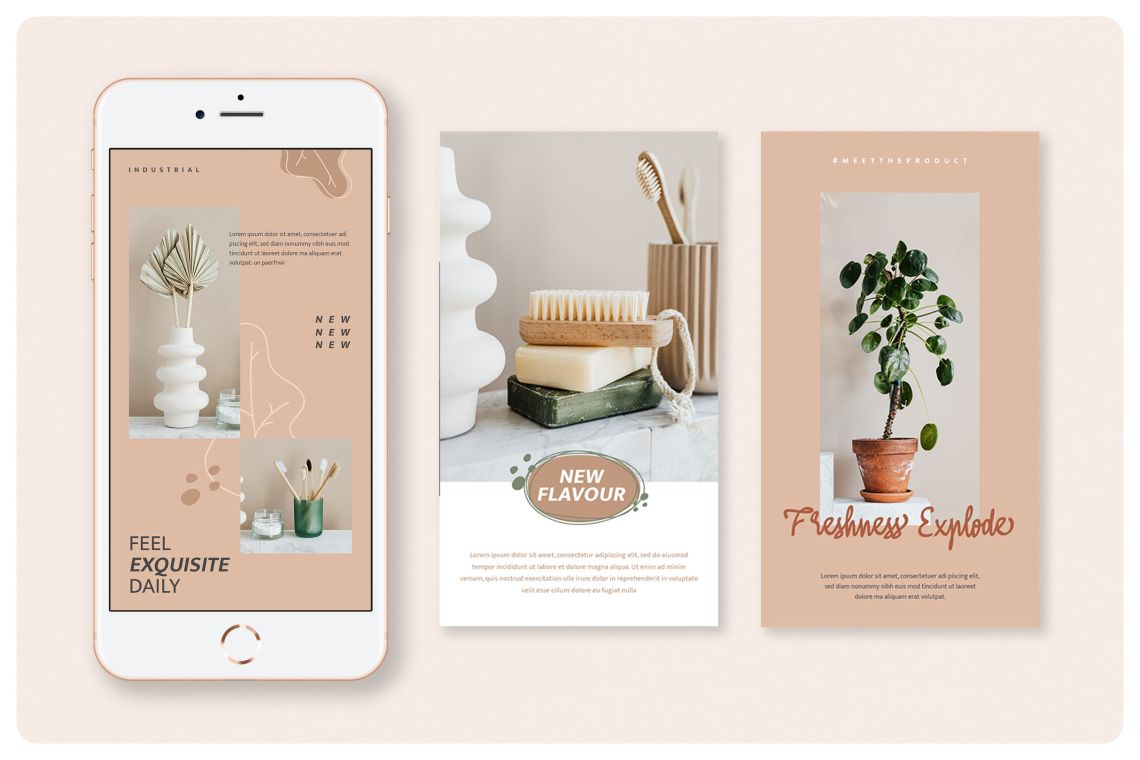 Download Instagram Feed Mockup Free Yellowimages