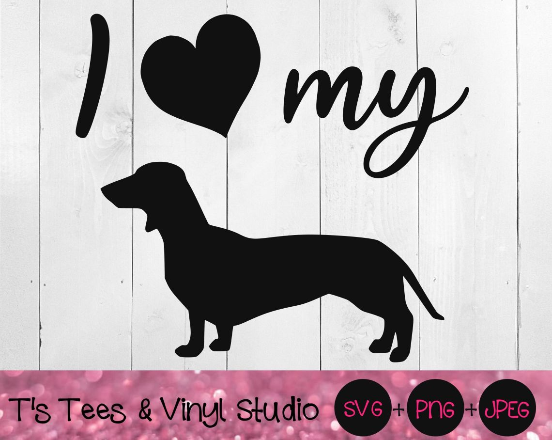 Download View Dachshunds In Love Svg Crafter Files - Free Mockups ...