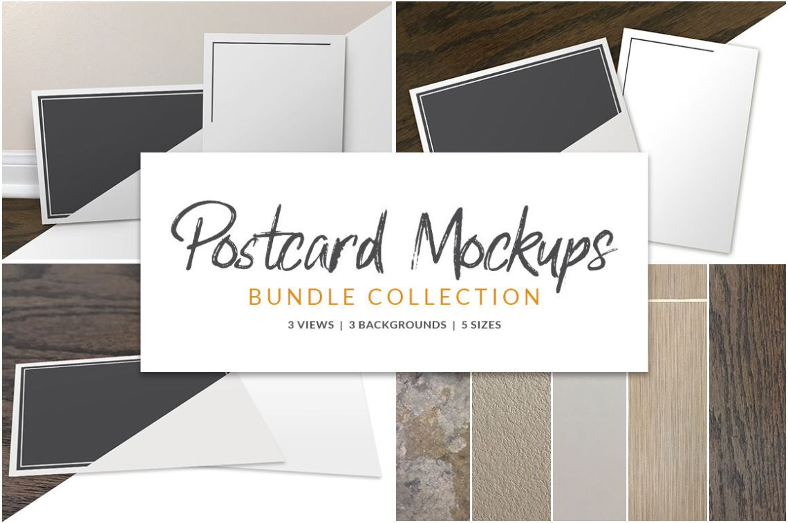 Download Postcard Mockup Free Psd Download Yellowimages