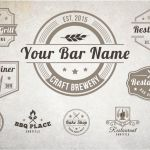 10 Vintage Restaurant Logos By Lucion Creative Thehungryjpeg Com