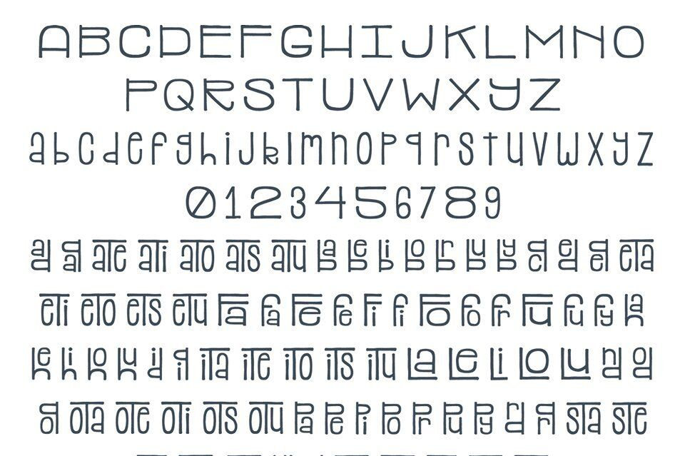 Download Top 5 Bestselling Fonts Bundle Pack By Denise Chandler ...