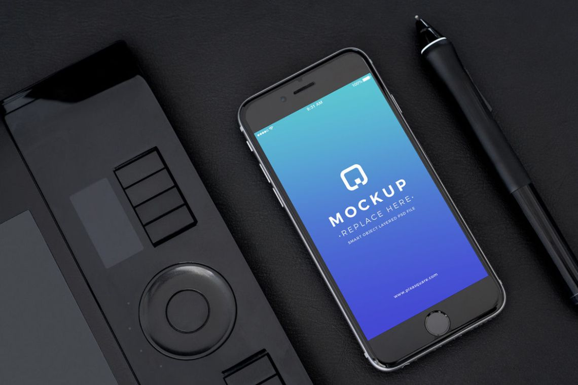 Download Mobile App Mockup Psd Free Yellowimages