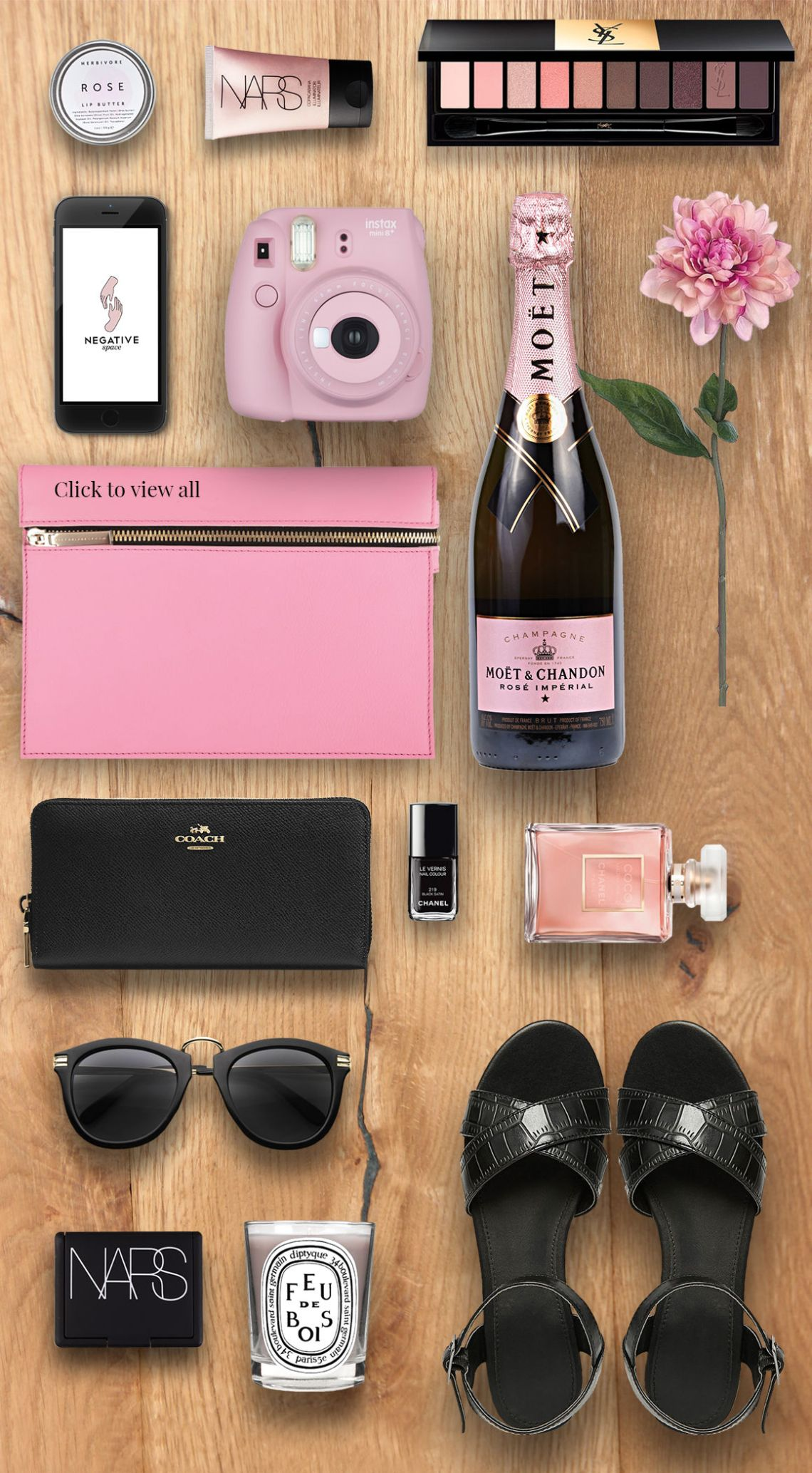 Download Rose Wine Bottle With Foil Mockup Yellowimages