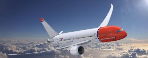 Akta dig för långflygningar med Norwegian!
