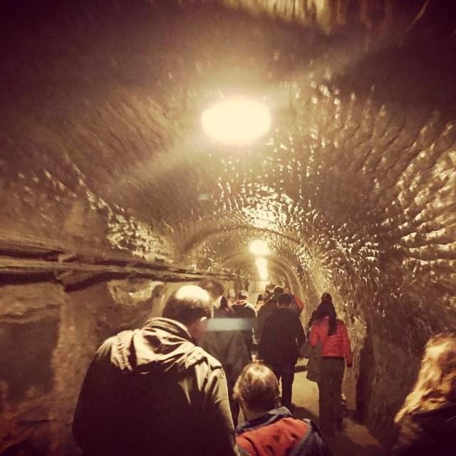 Idag har jag bloggat om besket i Wieliczkas saltgruva hromhellip