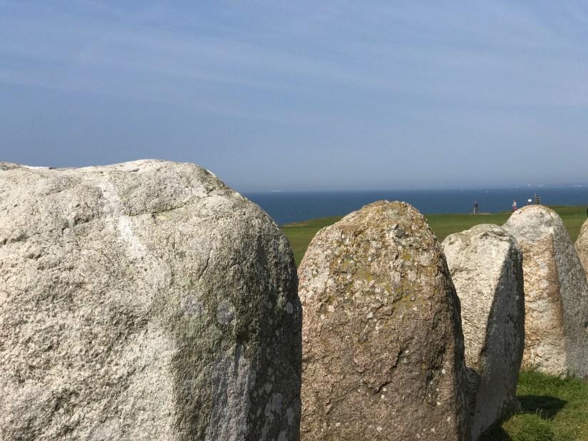 Smygehuk och Ales stenar