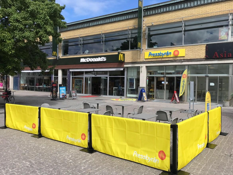 Pressbyrån i Visby