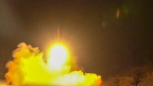 Image result for Iran sent missiles to US military Bases