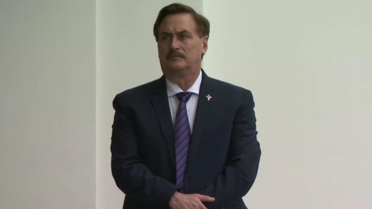 mypillow ceo mike lindell says products