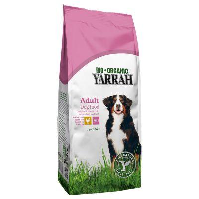 Yarrah Bio Sensitive Hundefutter mit Huhn & Reis günstig ...