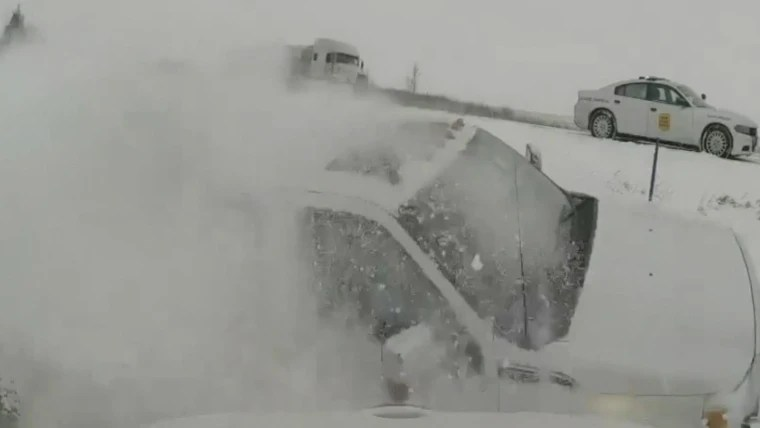 Winter storms bringing bone-chilling temperatures to the Midwest ...