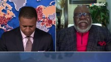 Michael Brown on MSNBC Calls for Prayer on Live TV (This Is Not an April Fools' Headline)