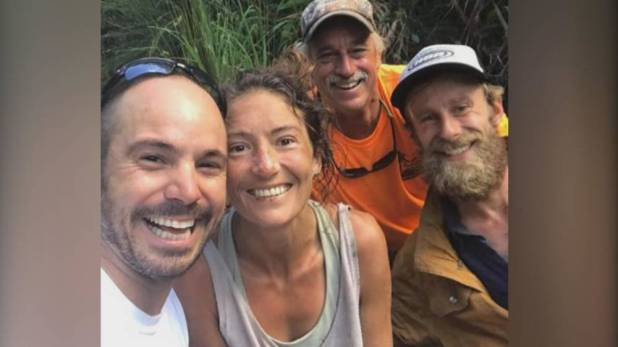 Image result for U.S. NEWS Hiker found alive in Hawaii forest after 2 weeks had access to a waterfall, friend says