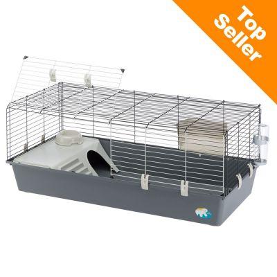 Rabbit 120 Cage Pour Lapin Et Cochon DInde Zooplus