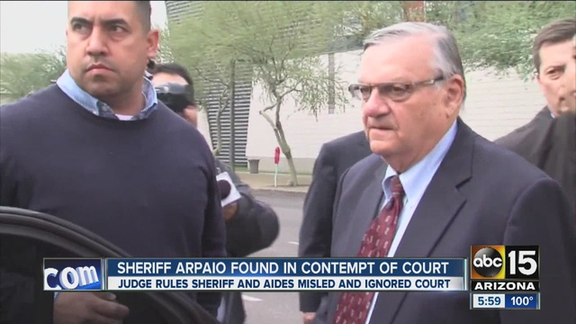 Image result for PHOTOS OF SHERIFF Arpaio