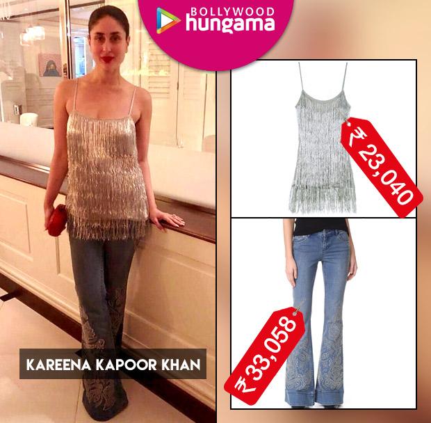Weekly Celebrity Splurges - Kareena Kapoor Khan