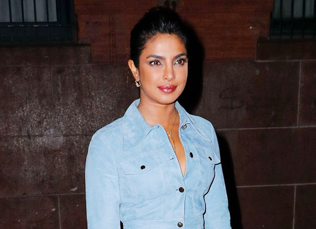 Priyanka Chopra faces backlash for her bridal shower outfit; actress defends it by calling it the right choice