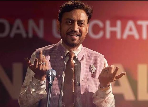इरफान खान का कहना है कि अब उन्हें समझ आ गया है कि सही मायने में समय से बाहर जाने का क्या मतलब है