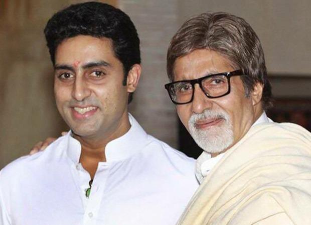 Amitabh Bachchan receives warm 78th birthday wish from Abhishek Bachchan