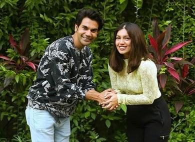 Rajkummar Rao and Bhumi Pednekar starrer Badhaai Do to go on floors in January 2021 : Bollywood News – Bollywood Hungama