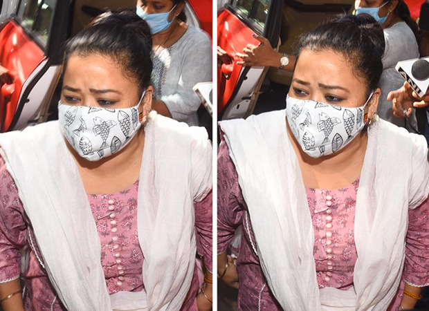 BREAKING! Comedian Bharti Singh and her husband Haarsh Limbachiyaa  arrested; NCB seized drugs from their home : Bollywood News – Bollywood  Hungama